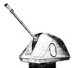 Шведская корабельная башенная 57-мм арт установка Мк2